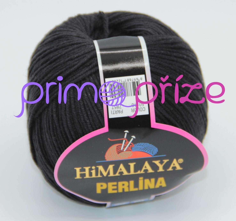 HIMALAYA Perlina 110 černá