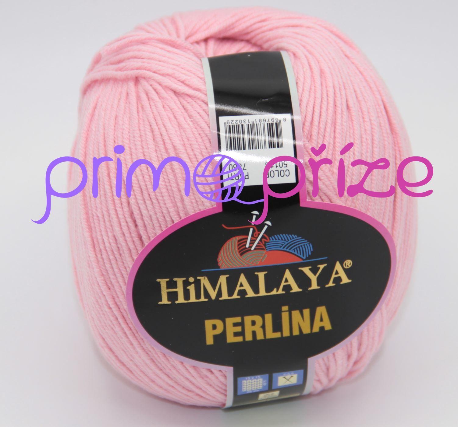 HIMALAYA Perlina 118 světle růžová