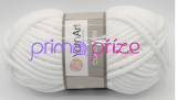 Cord Yarn 121 optic bílá