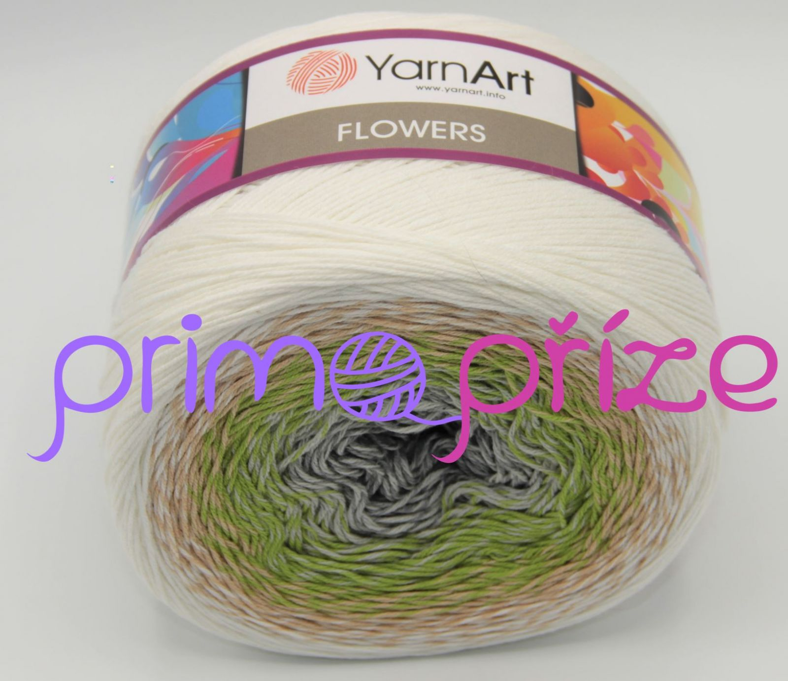 YarnArt Flowers 274 YARN ART