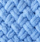 ALIZE Puffy 289 modrá