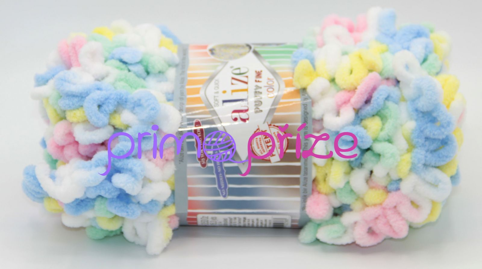 ALIZE Puffy Fine Color 5949