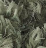 ALIZE Puffy Fur 6117 vojenská zelená