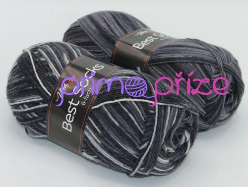VLNA HEP Best Sock 6-fach