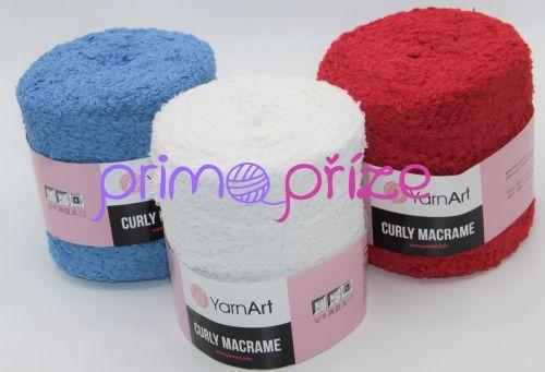 YarnArt Curly Macrame