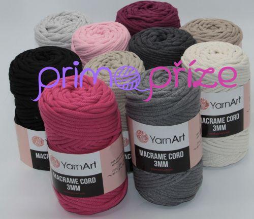 YarnArt Macrame Cord 3mm