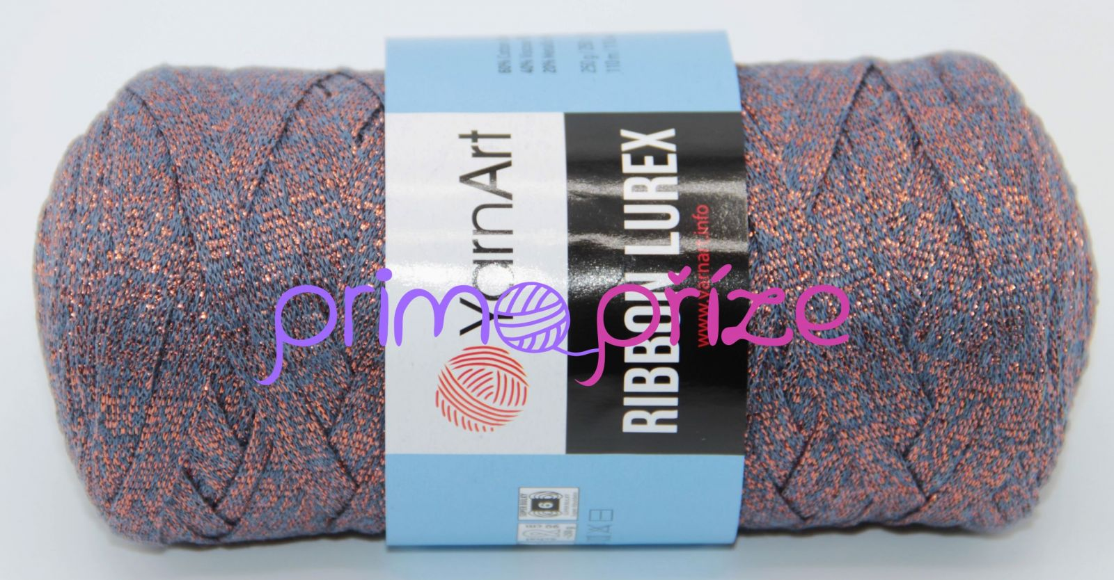 YarnArt Ribbon Lurex 731