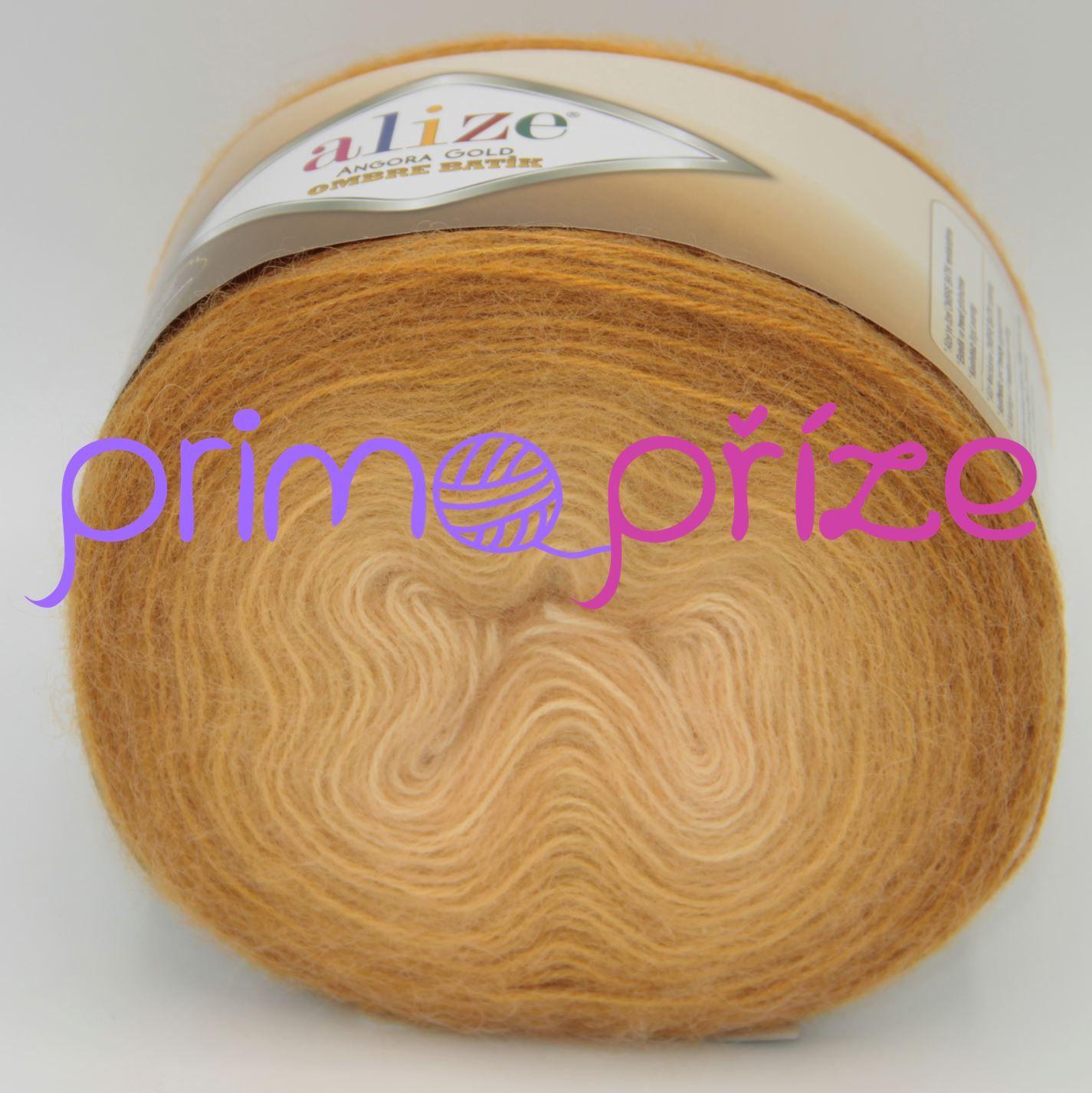 ALIZE Angora Gold Ombre Batik 7358