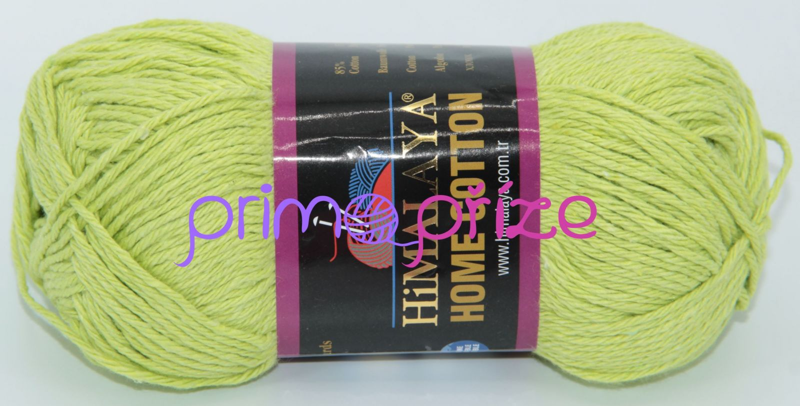 HIMALAYA Home Cotton 122-21 zelenkavá