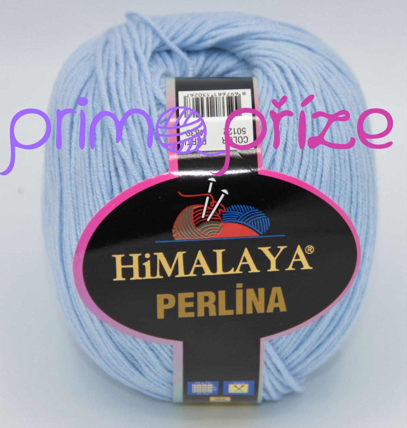HIMALAYA Perlina 50122 světle modrá
