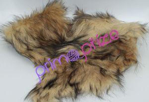 Passion Fur Shawl (límec) béžová melír