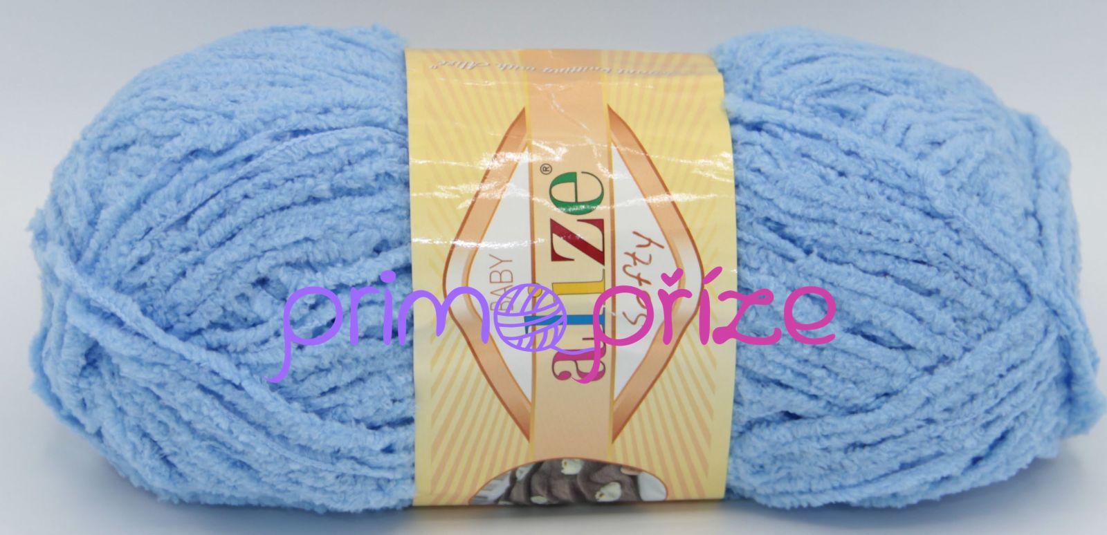 ALIZE Softy 040 modrá