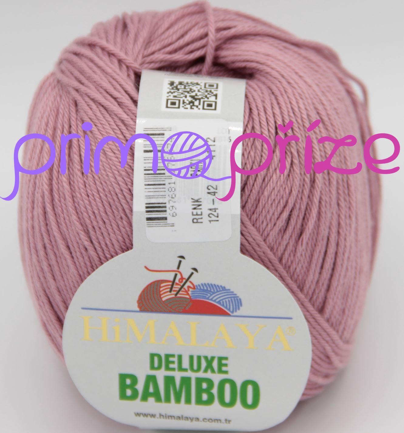 HIMALAYA Deluxe Bamboo 124-42 starorůžová