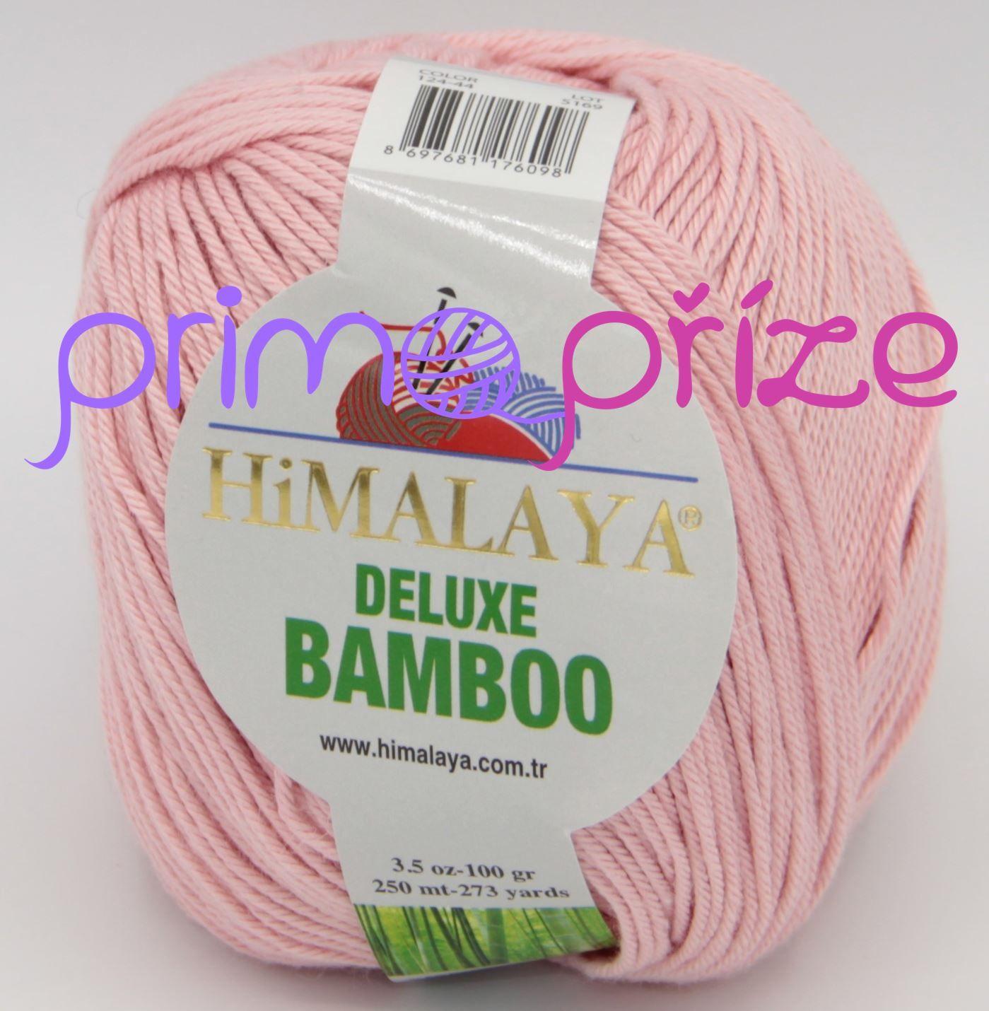 HIMALAYA Deluxe Bamboo 124-44 lososově růžová