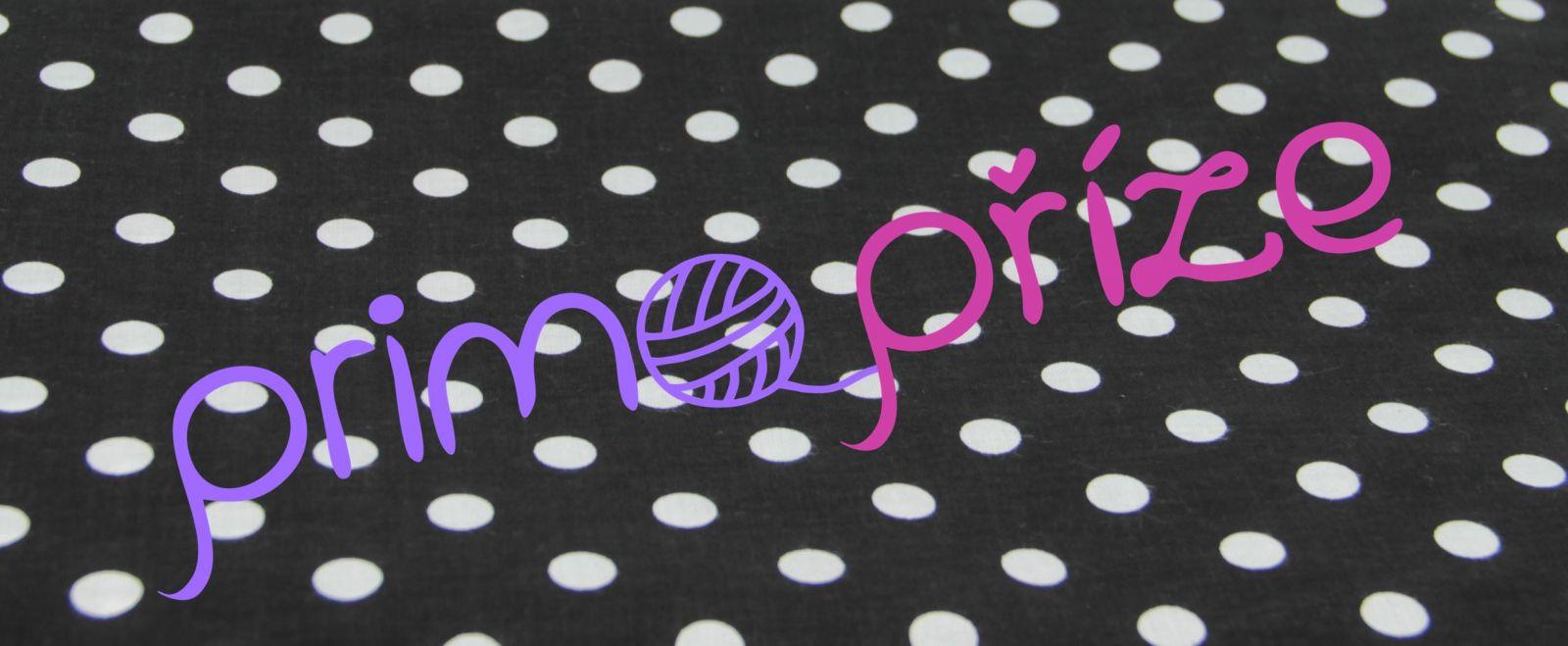 Bavlněná látka bílý puntík na černém podkladu