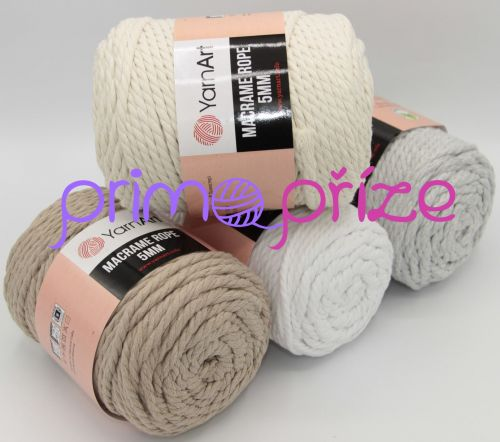 YarnArt Macrame Rope 5mm