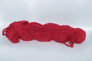 PRIMA Šňůry 5mm červená 1127m