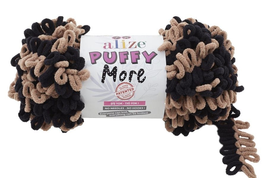 ALIZE Puffy More 6289