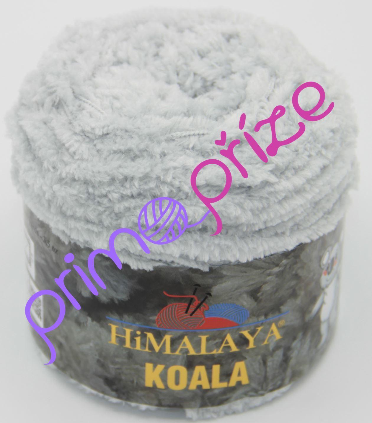 HIMALAYA Koala 705706 světle šedá
