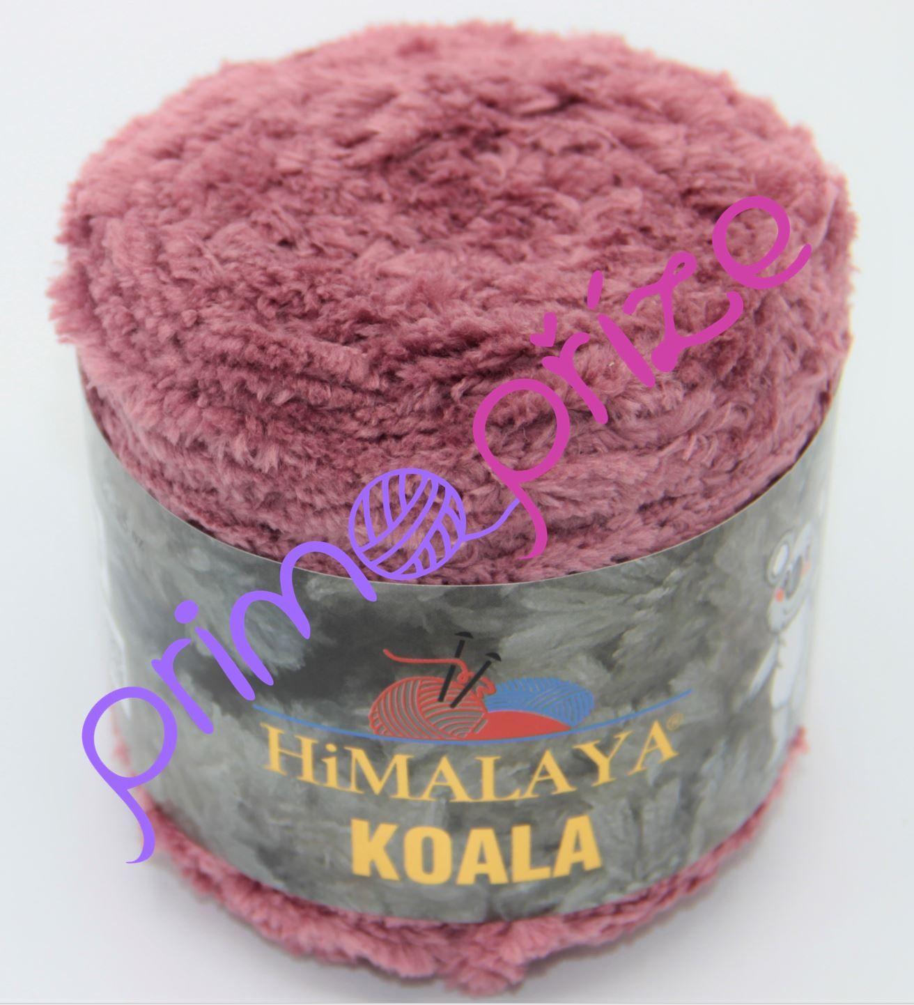 HIMALAYA Koala 75702 starorůžová