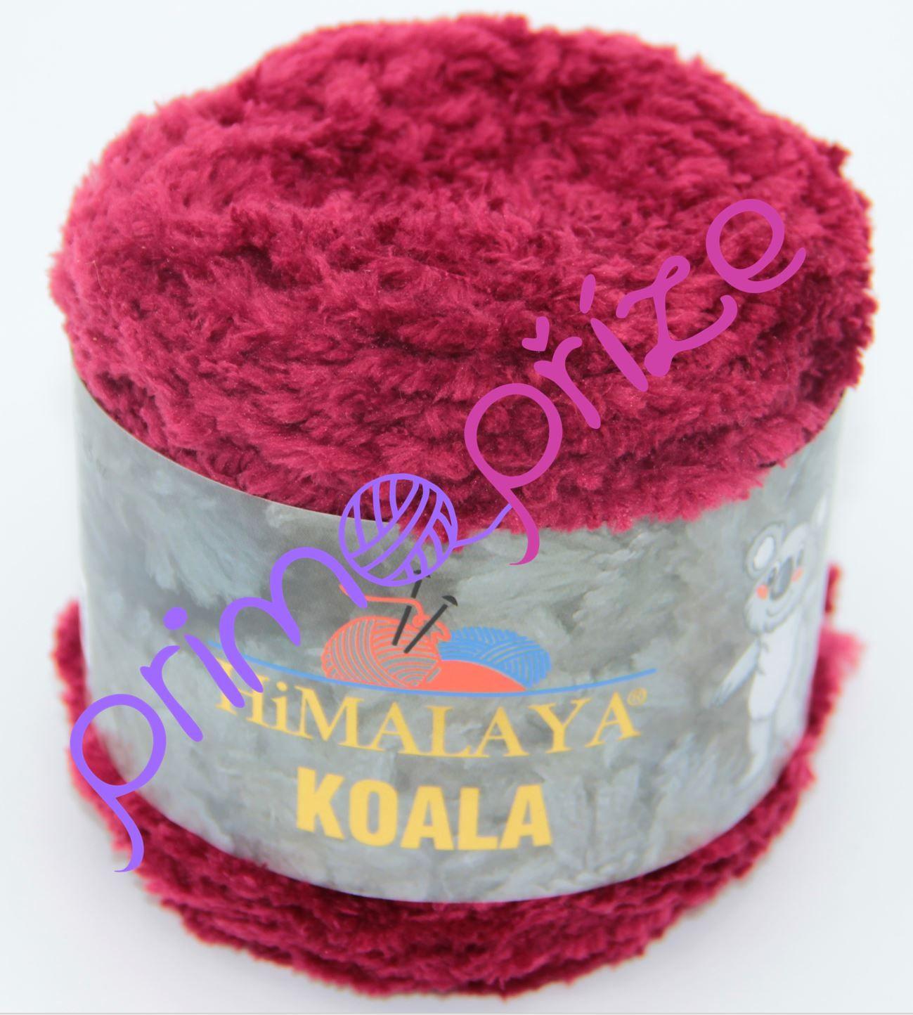 HIMALAYA Koala 75703 bordová