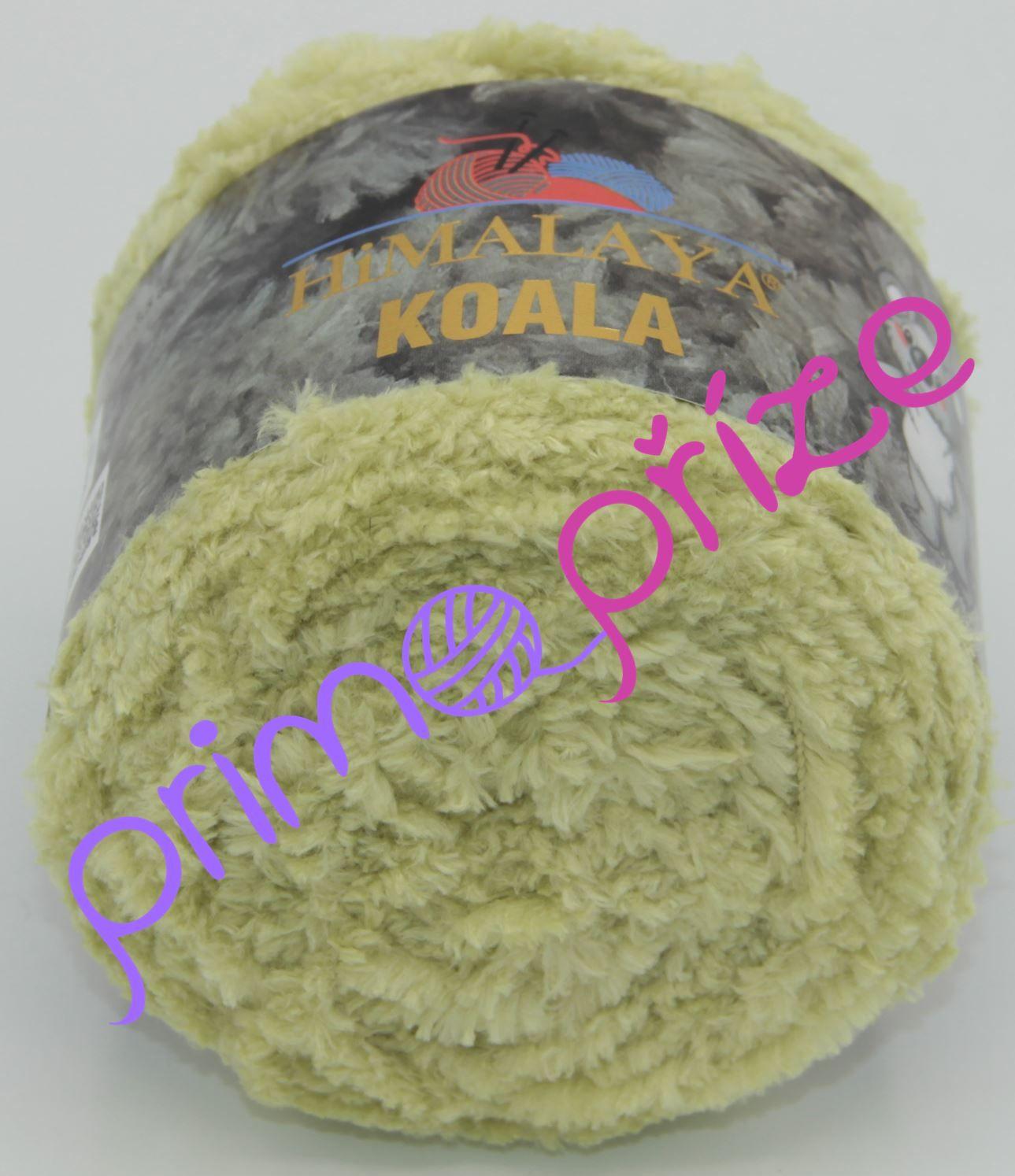 HIMALAYA Koala 75722 zelenkavá