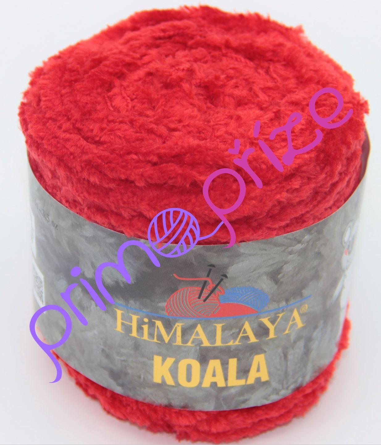 HIMALAYA Koala 75726 červená