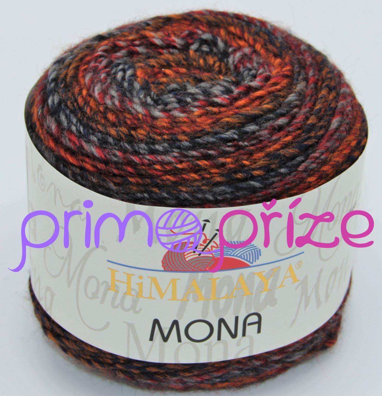 HIMALAYA Mona 22105 melírovaná