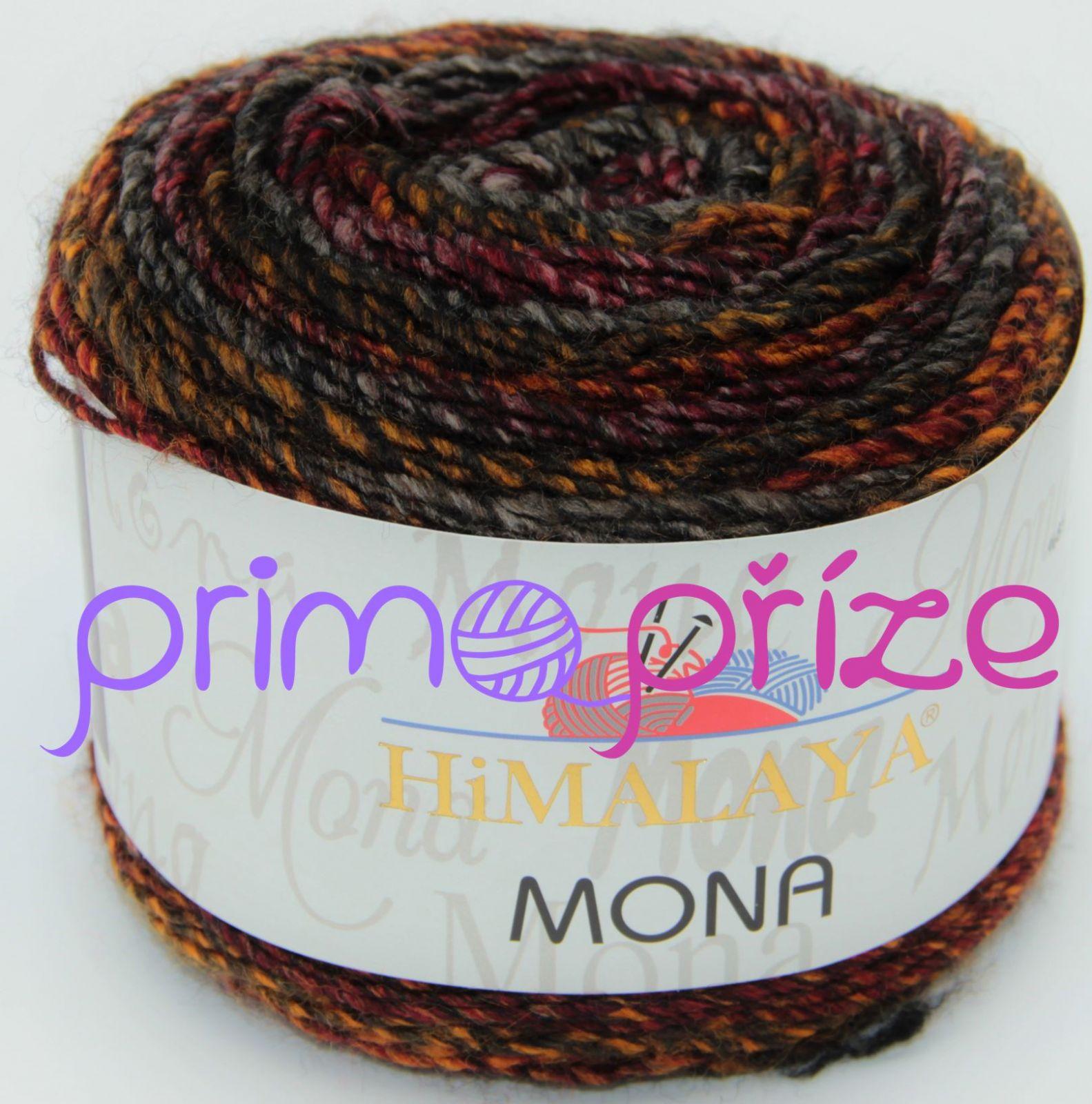 HIMALAYA Mona 22114 melírovaná