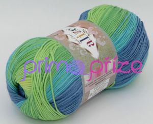 ALIZE Bella Batik 4150 melírovaná