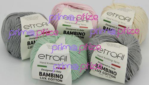 ETROFIL Bambino Lux Cotton
