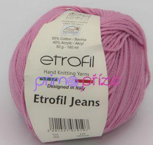 ETROFIL Jeans 009 růžová