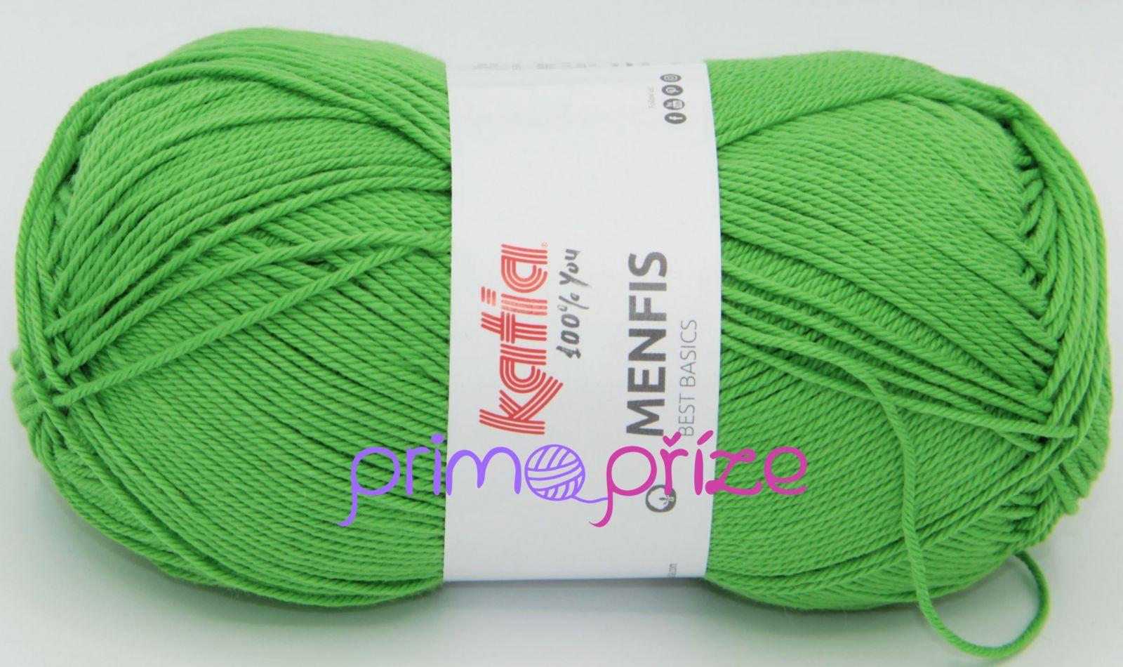 KATIA Menfis 42 zelená