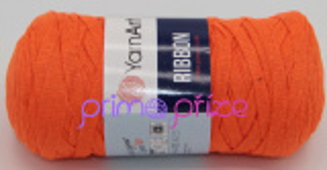 Ribbon neonově oranžová