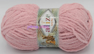 ALIZE Softy Plus 161 pudrová