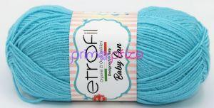 ETROFIL Baby Can 80052 tyrkysová