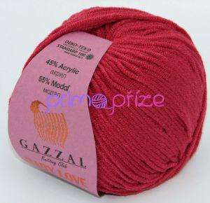 GAZZAL Baby Love 1604 červená