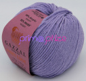 GAZZAL Baby Love 1615 světle fialová