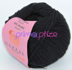 GAZZAL Baby Love 1629 černá