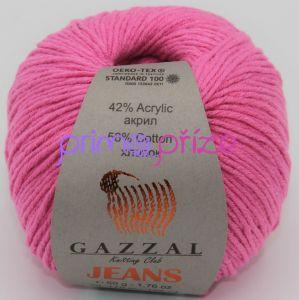GAZZAL Jeans 1135 cyklamen