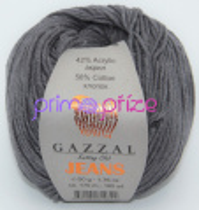 GAZZAL Jeans 1140 antracitová