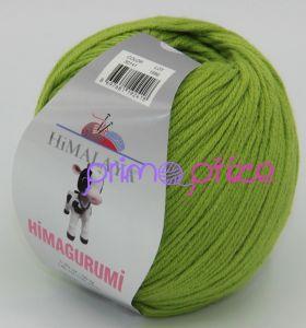 HIMALAYA Himagurumi 30141 světle zelená