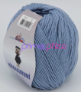 HIMALAYA Himagurumi 30154 ocelově modrá