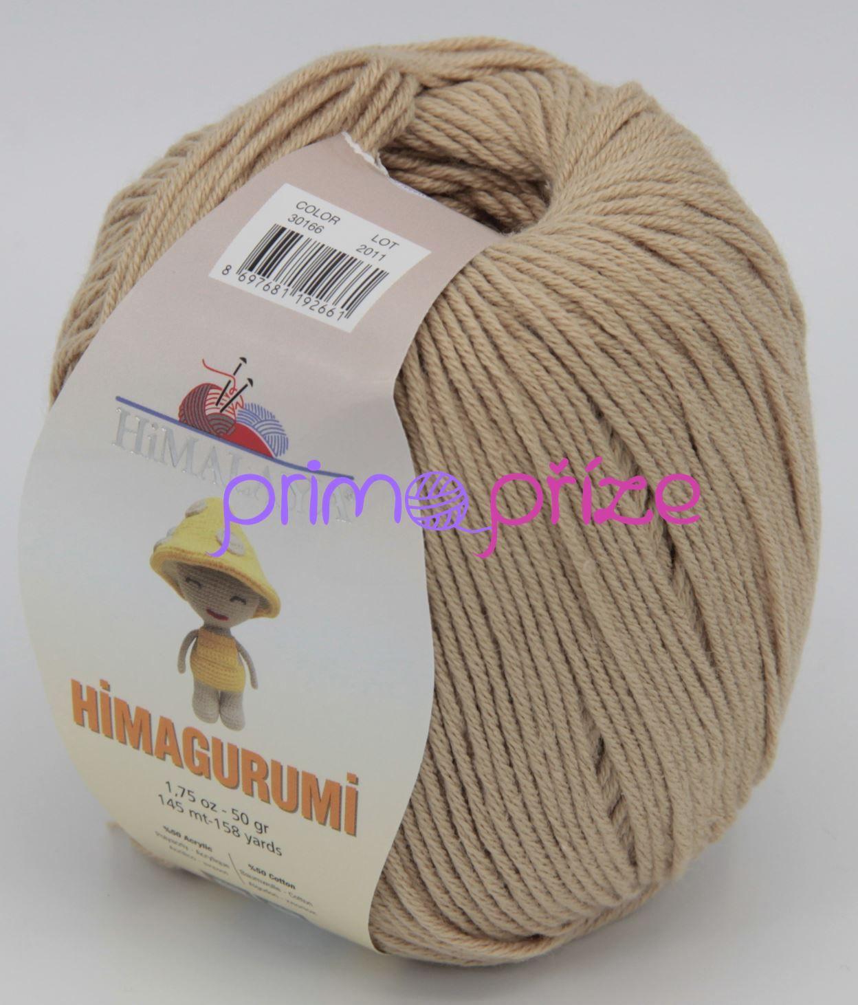 HIMALAYA Himagurumi 30166 písková