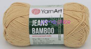 YarnArt Jeans Bamboo 130 medová