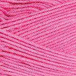 YarnArt Jeans/Gina Plus 42 růžová