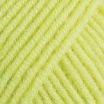 YarnArt Jeans/Gina 58 neonově žlutá