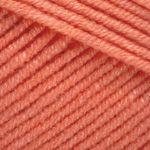 YarnArt Jeans/Gina 23 oranžová